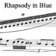 Gershwin composed the Rhapsody in just a few weeks in early 1924. It was orchestrated by Ferde Grofé (of Grand Canyon Suite fame), and premiered in New York, in February...