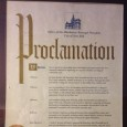 "Sunday, May 3, 2015, was declared ""Broadway Bach Ensemble Appreciation Day!"""